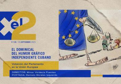 The European Parliament & the Repression in Cuba (Cartoons)