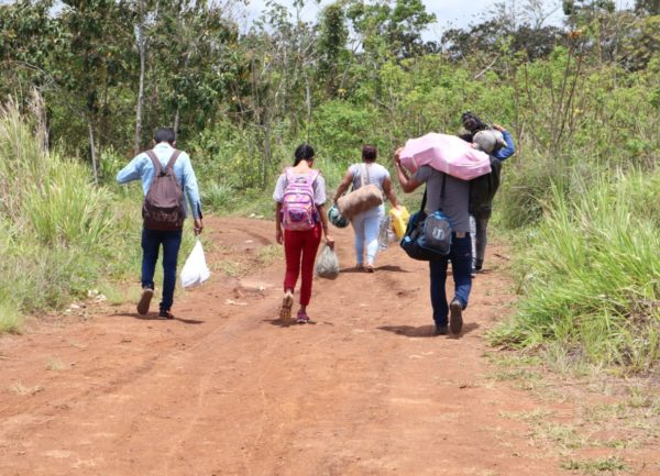 My Story and that of Nicaraguan Migrants